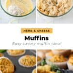 savory cheese muffins