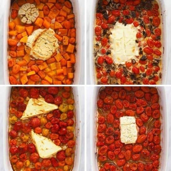 4 cheesy baked pasta dishes