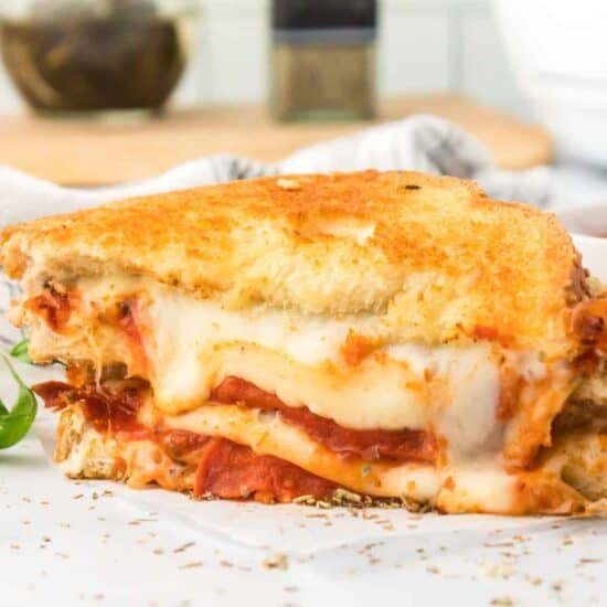 grilled cheese on air fryer