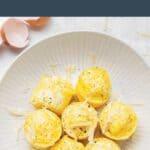 instant pot cheesy egg bites